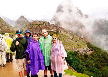 Vestimenta para Machu Picchu