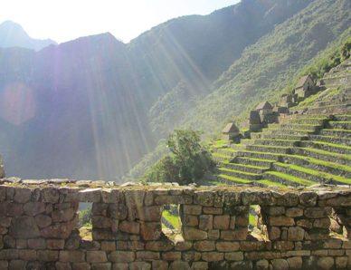 Machu Picchu and Its Climate