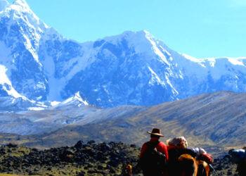 Ausangate Montaña Sagrada