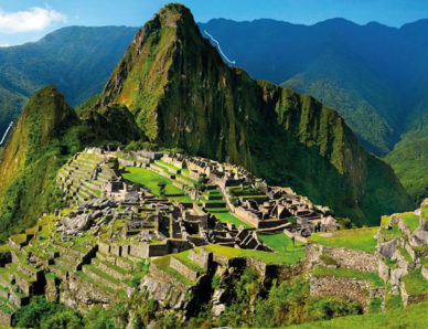 Camino Inca Sagrado A Machupicchu