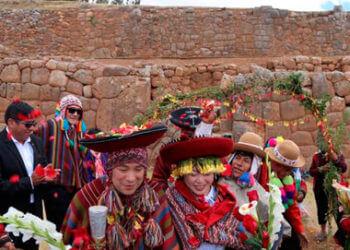 Matrimonio Andino En Cusco