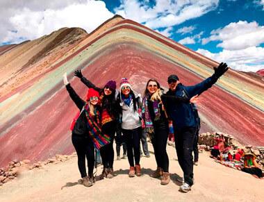 Vinicunca – Montaña De Colores