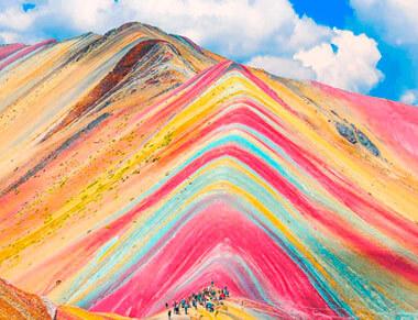 Ausangate – Montaña Winikunka 7 Colores